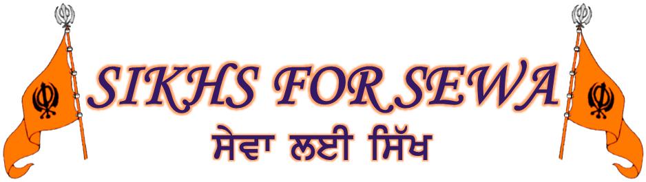 Sikhs For Sewa